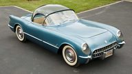 1954 Chevrolet Corvette Roadster Rare Plastic Bubble Hardtop, Automatic presented as lot S58 at Canal Winchester, OH 2010 - thumbail image3