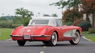 1958 Chevrolet Corvette Convertible Previously Owned by George Strait presented as lot S62 at Canal Winchester, OH 2010 - thumbail image3