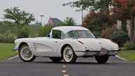 1960 Chevrolet Corvette Convertible Previously Owned by Burt Reynolds presented as lot S64 at Canal Winchester, OH 2010 - thumbail image4