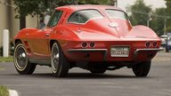 1963 Chevrolet Corvette Coupe A/C, 2-Bar KO Wheels presented as lot S67 at Canal Winchester, OH 2010 - thumbail image3