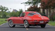 1963 Chevrolet Corvette Coupe Fuel Injection presented as lot S71 at Canal Winchester, OH 2010 - thumbail image4
