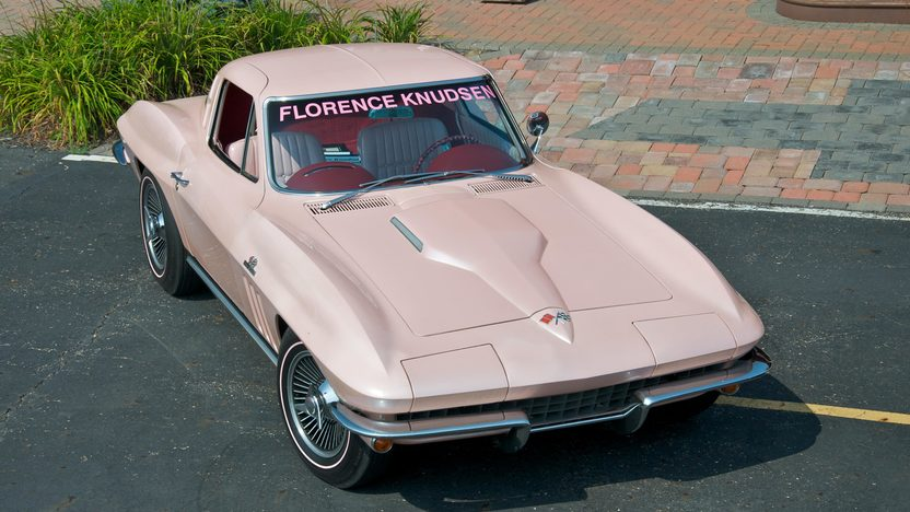 1964 Chevrolet Corvette Coupe Previously Owned by Florence Knudsen presented as lot S73 at Canal Winchester, OH 2010 - image3