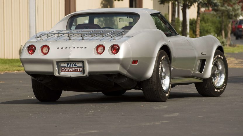 1974 Chevrolet Corvette Coupe presented as lot S87 at Canal Winchester, OH 2010 - image2
