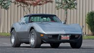 1978 Chevrolet Corvette Silver Anniversary presented as lot S91 at Canal Winchester, OH 2010 - thumbail image2