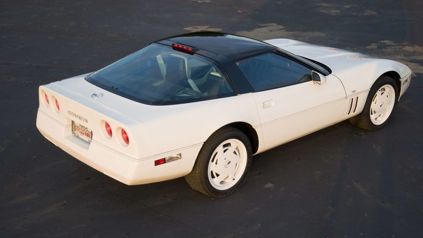 1988 Chevrolet Corvette 35th Anniversary presented as lot S102 at Canal Winchester, OH 2010 - image2