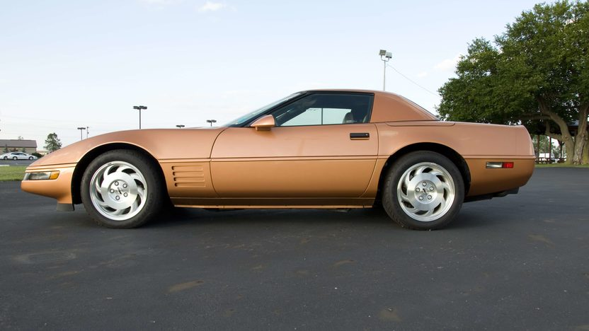 1994 Chevrolet Corvette Convertible Rare Copper Metallic Paint presented as lot S110 at Canal Winchester, OH 2010 - image2