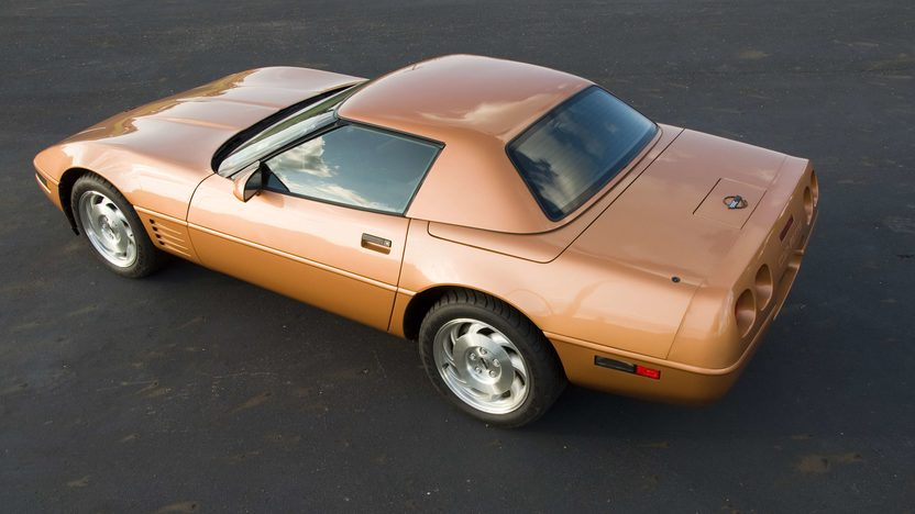 1994 Chevrolet Corvette Convertible Rare Copper Metallic Paint presented as lot S110 at Canal Winchester, OH 2010 - image3