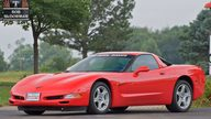 1997 Chevrolet Corvette Coupe Serial #2, 1G1YY22G3V5100002 presented as lot S119 at Canal Winchester, OH 2010 - thumbail image2