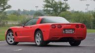 1997 Chevrolet Corvette Coupe Serial #2, 1G1YY22G3V5100002 presented as lot S119 at Canal Winchester, OH 2010 - thumbail image3