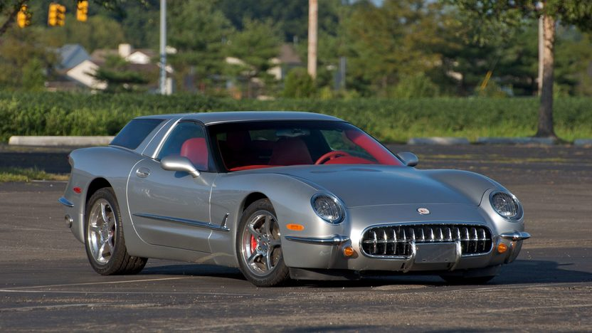 2004 Chevrolet Corvette Coupe  Nomad Conversion presented as lot S137 at Canal Winchester, OH 2010 - image2