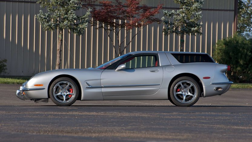 2004 Chevrolet Corvette Coupe  Nomad Conversion presented as lot S137 at Canal Winchester, OH 2010 - image3