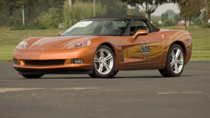 2007 Chevrolet Corvette Convertible Pace Car