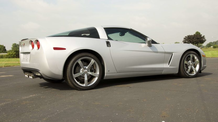 2009 Chevrolet Corvette Coupe Serial #1, 1G1YY26W295100001 presented as lot S145 at Canal Winchester, OH 2010 - image3