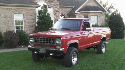 1988 Ford Ranger Pickup
