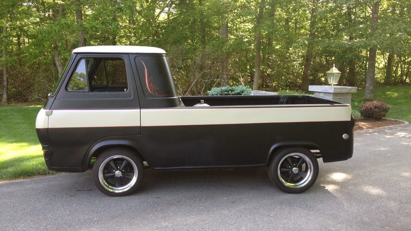 1963 Ford Econoline Pickup 170 CI, 3-Speed presented as lot T57 at Harrisburg, PA 2014 - image2