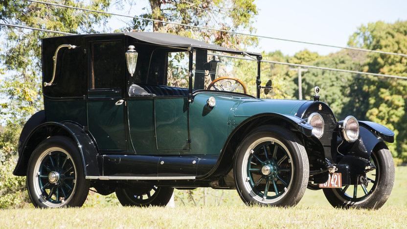 1916 Cadillac Town Car