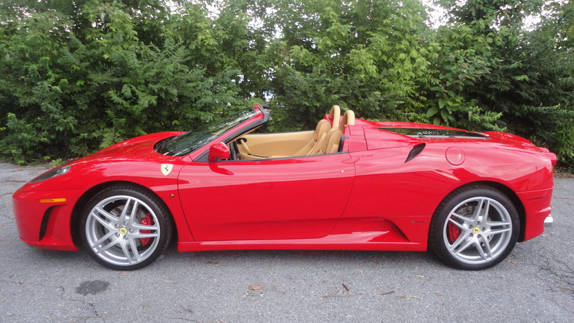 2006 Ferrari F430 Spider presented as lot S101 at Harrisburg, PA 2014 - image2