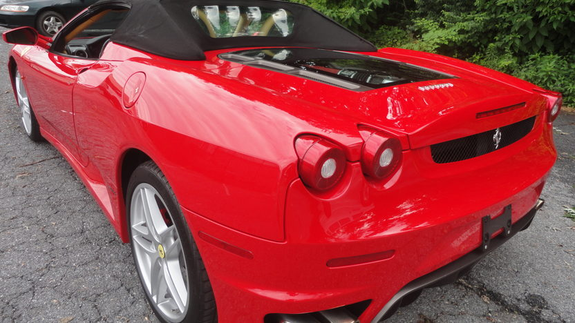 2006 Ferrari F430 Spider presented as lot S101 at Harrisburg, PA 2014 - image3
