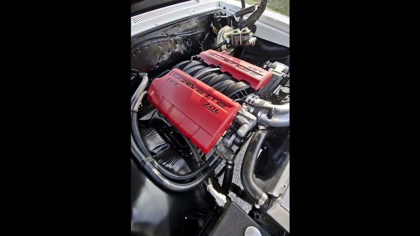 1966 Chevrolet Chevelle Resto Mod Mecum Harrisburg 2014
