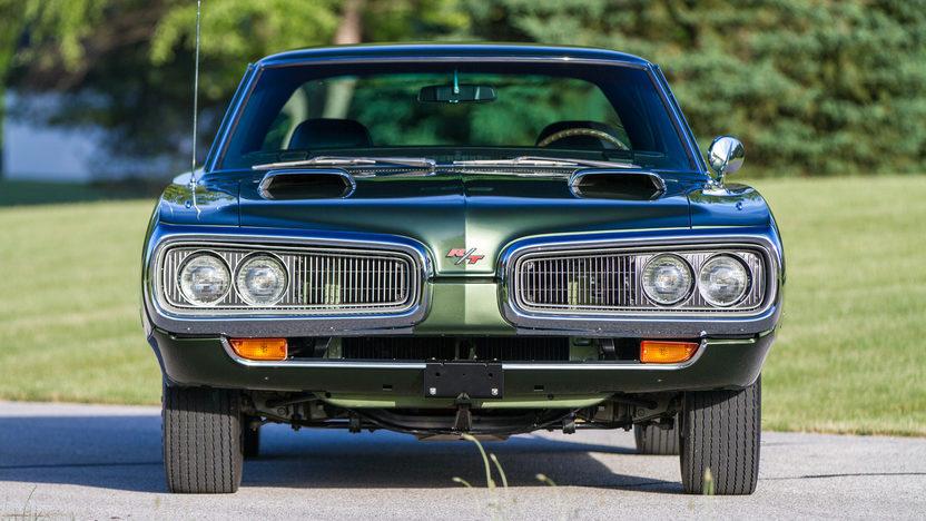 1970 Dodge Hemi Coronet R/T 426/425 HP, 4-Speed presented as lot S107 at Harrisburg, PA 2014 - image12