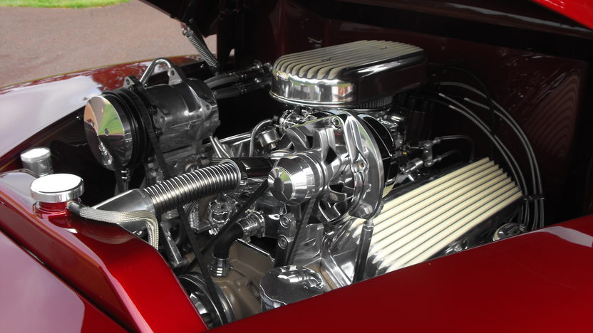 1941 Ford Convertible Resto Mod 454/425 HP, 4-Speed presented as lot S125 at Harrisburg, PA 2014 - image7