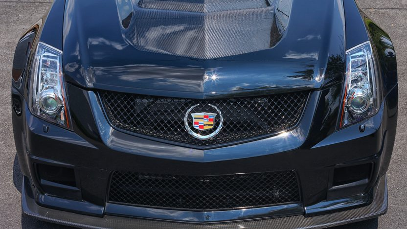 2012 Cadillac CTS-VR Hennessey 1250 HP, 6-Speed presented as lot S196 at Harrisburg, PA 2014 - image7