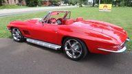 1963 Chevrolet Corvette Resto Mod presented as lot S208 at Harrisburg, PA 2014 - thumbail image2