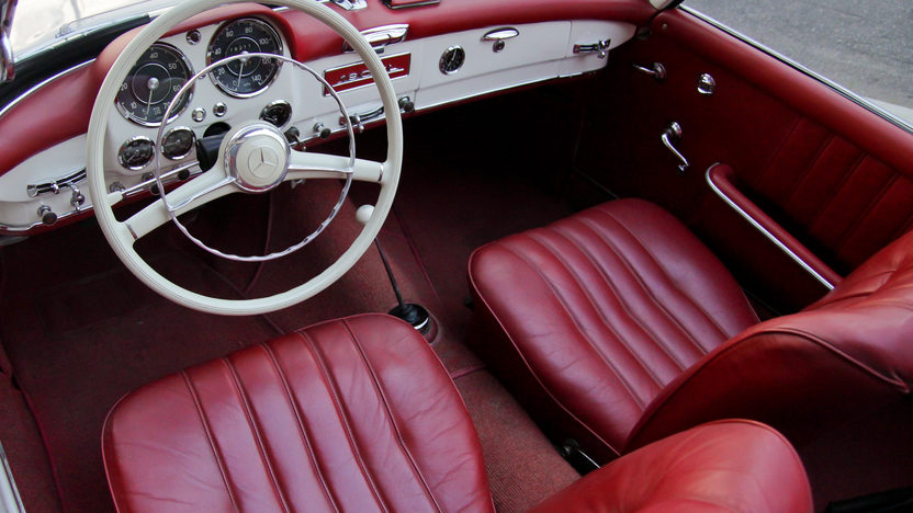 1959 Mercedes-Benz 190SL Roadster presented as lot S158 at Harrisburg, PA 2014 - image4