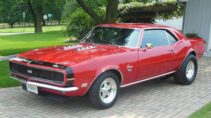 1968 Chevrolet Camaro RS/SS