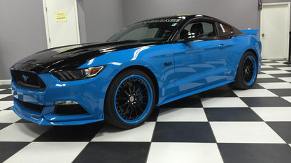 2015 Ford Mustang Stage 2