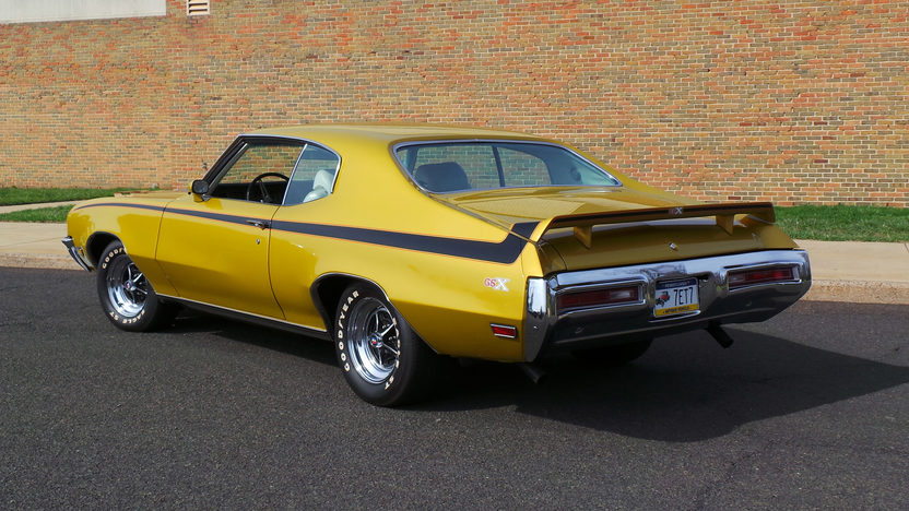 1971 Buick Gsx Stage 1 Mecum Harrisburg 2015 S97