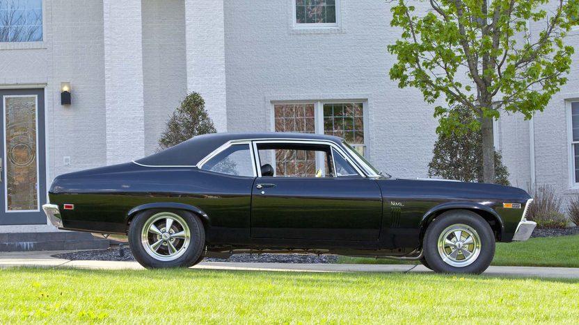 1969 Chevrolet Nova SS 427 CI, 4-Speed, Sold New at Yenko ...