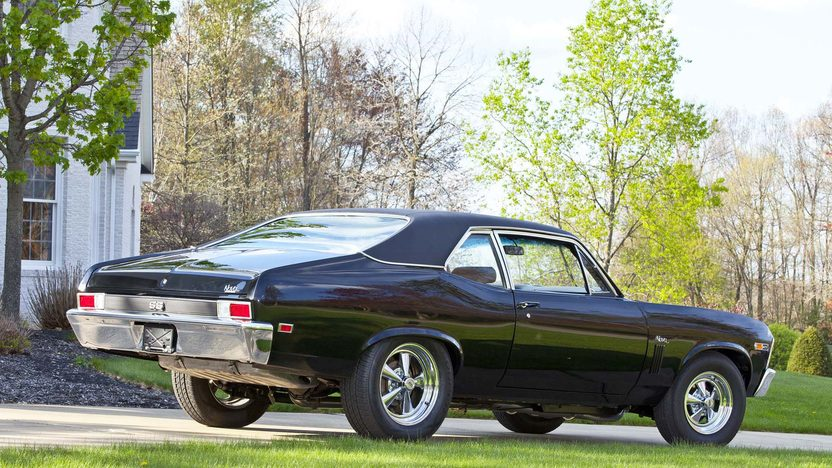 1969 Chevrolet Nova Ss 427 Ci 4 Speed Sold New At Yenko