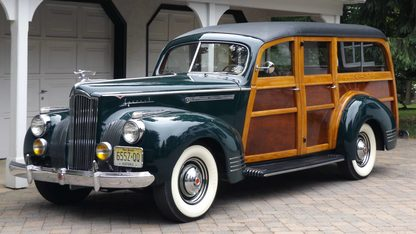 1941 Packard 110 Station Wagon