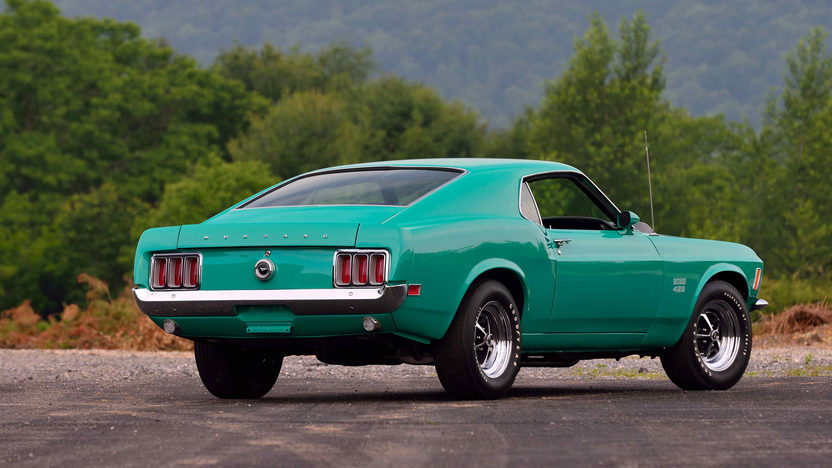 1970 ford mustang boss 429 fastback mecum harrisburg 2015 s28. Black Bedroom Furniture Sets. Home Design Ideas