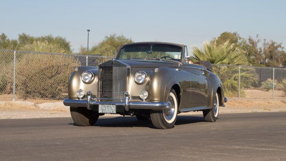 1962 Rolls-Royce Mulliner Drophead Coupe