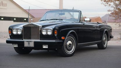 1995 Rolls-Royce Corniche IV