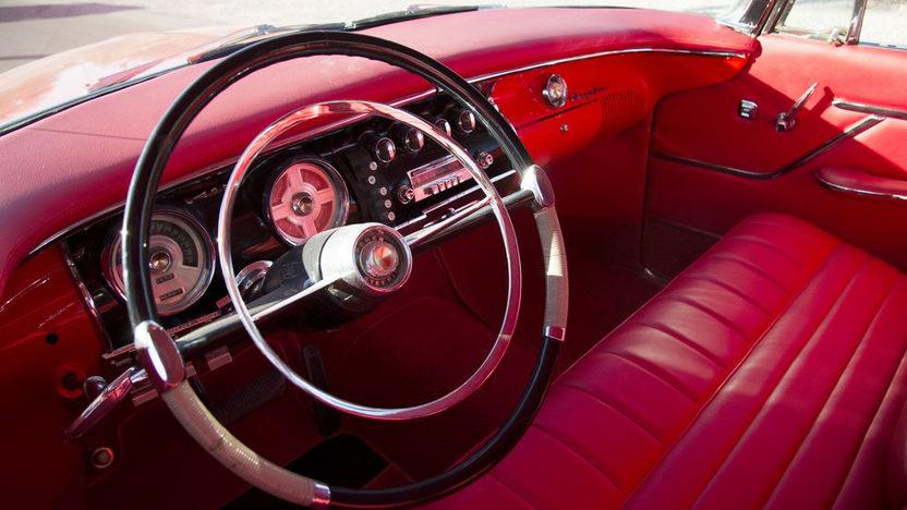 1955 chrysler c 300 331 300 hp 1 725 produced mecum - Chrysler 300 red interior for sale ...