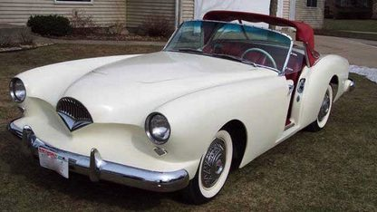 1954 Kaiser Darrin Roadster