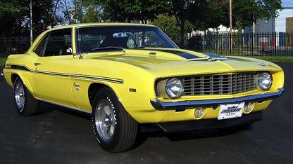 1969 Chevrolet Yenko Camaro Coupe
