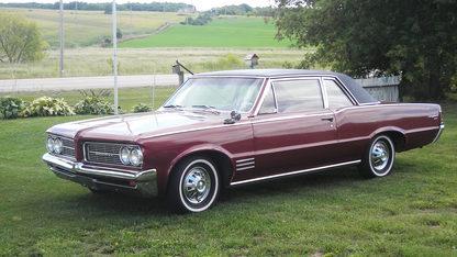 1964 Pontiac Tempest Coupe