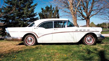 1957 Buick Century 4-door