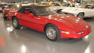 1987 Chevrolet Corvette Convertible Z-52 Package, 4-Speed presented as lot W110 at Indianapolis, IN 2009 - thumbail image2