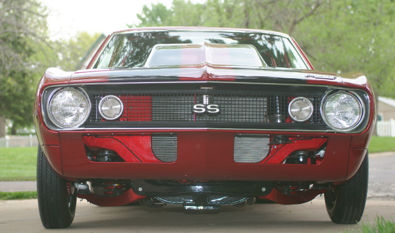 1967 Chevrolet Camaro Coupe 582 CI, Automatic presented as lot T59 at Indianapolis, IN 2009 - image2
