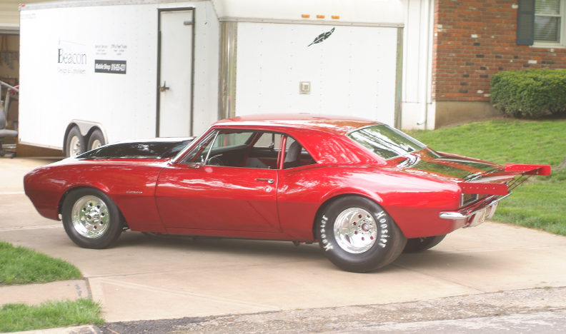 1967 Chevrolet Camaro Coupe 582 CI, Automatic presented as lot T59 at Indianapolis, IN 2009 - image3
