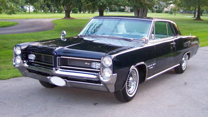 1964 Pontiac Grand Prix 2 Door Hardtop 421 370 Hp 4 Speed