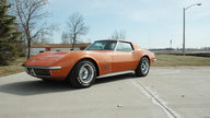 1972 Chevrolet Corvette Coupe 454 CI, 4-Speed presented as lot T102 at Indianapolis, IN 2009 - thumbail image3