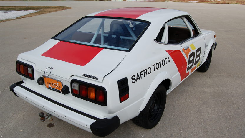 1976 Toyota Corolla SR5 2-door 1.6L/185 HP, 5-Speed Manual presented as lot T196 at Indianapolis, IN 2009 - image2