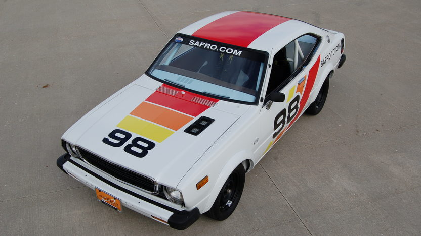 1976 Toyota Corolla SR5 2-door 1.6L/185 HP, 5-Speed Manual presented as lot T196 at Indianapolis, IN 2009 - image3