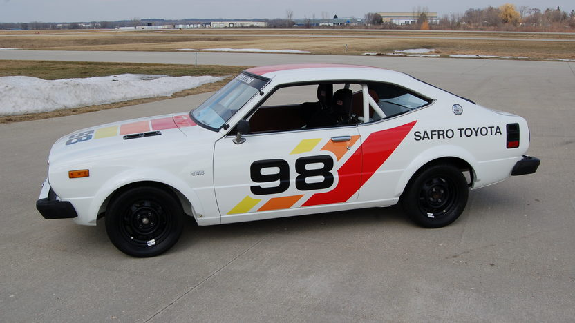 1976 Toyota Corolla SR5 2-door 1.6L/185 HP, 5-Speed Manual presented as lot T196 at Indianapolis, IN 2009 - image8